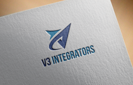 V3 Integrators Logo - Entry #228