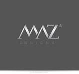 Maz Designs Logo - Entry #184