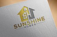 Sunshine Homes Logo - Entry #299