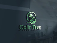 Colin Tree & Lawn Service Logo - Entry #65
