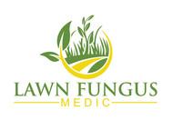 Lawn Fungus Medic Logo - Entry #80