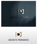 Law Offices of David R. Monarch Logo - Entry #96