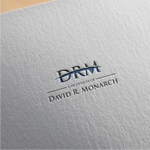 Law Offices of David R. Monarch Logo - Entry #85