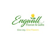 Engwall Florist & Gifts Logo - Entry #133