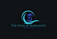 The Oasis @ Marcantel Manor Logo - Entry #88