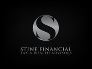 Stine Financial Logo - Entry #122