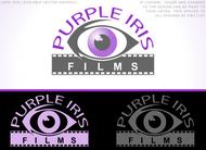 Purple Iris Films Logo - Entry #146