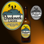 Breakneck Lager Logo - Entry #74