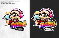 Nerd Vittles Logo - Entry #68
