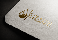 Stealth Projects Logo - Entry #208