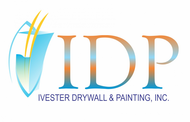 IVESTER DRYWALL & PAINTING, INC. Logo - Entry #38