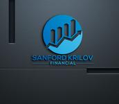 Sanford Krilov Financial       (Sanford is my 1st name & Krilov is my last name) Logo - Entry #397