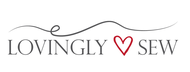 Lovingly Sew Logo - Entry #106