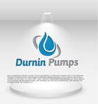 Durnin Pumps Logo - Entry #109