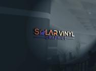 Solar Vinyl Graphics Logo - Entry #192