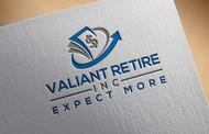 Valiant Retire Inc. Logo - Entry #189