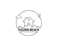 Tuzzins Beach Logo - Entry #291