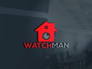 Watchman Surveillance Logo - Entry #122