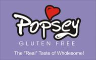 gluten free popsey  Logo - Entry #57