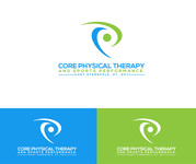 Core Physical Therapy and Sports Performance Logo - Entry #191