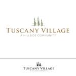 Tuscany Village Logo - Entry #45