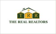 The Real Realtors Logo - Entry #118