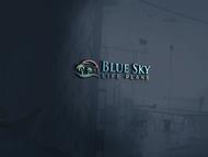 Blue Sky Life Plans Logo - Entry #96