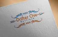 Drifter Chic Boutique Logo - Entry #116