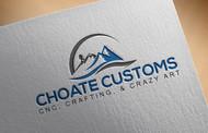Choate Customs Logo - Entry #480