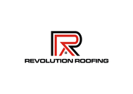Revolution Roofing Logo - Entry #601