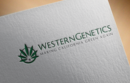 Western Genetics Logo - Entry #63