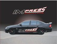 Impress Engineering Logo - Entry #47