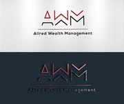 ALLRED WEALTH MANAGEMENT Logo - Entry #761