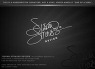 Susan Strauss Design Logo - Entry #62