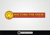 Doctors per Diem Inc Logo - Entry #137