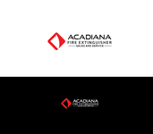 Acadiana Fire Extinguisher Sales and Service Logo - Entry #23