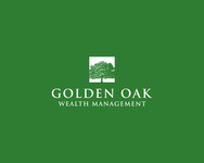 Golden Oak Wealth Management Logo - Entry #104