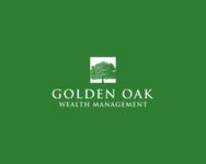 Golden Oak Wealth Management Logo - Entry #104
