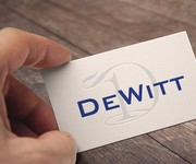 """DeWitt Insurance Agency"" or just ""DeWitt"" Logo - Entry #214"