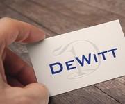 """""""DeWitt Insurance Agency"""" or just """"DeWitt"""" Logo - Entry #214"""