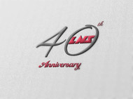 40th  1973  2013  OR  Since 1973  40th   OR  40th anniversary  OR  Est. 1973 Logo - Entry #35