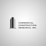 Commercial Construction Research, Inc. Logo - Entry #203