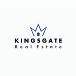 Kingsgate Real Estate Logo - Entry #109
