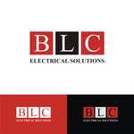 BLC Electrical Solutions Logo - Entry #70