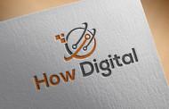 How Digital Logo - Entry #83