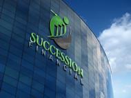 Succession Financial Logo - Entry #481
