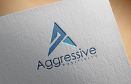 Aggressive Positivity  Logo - Entry #106