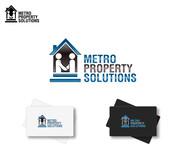 Metro Property Solutions Logo - Entry #48