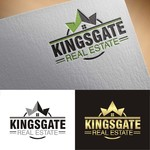 Kingsgate Real Estate Logo - Entry #21