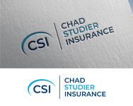 Chad Studier Insurance Logo - Entry #231
